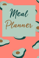 Weekly Meal Planner Avocado
