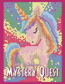 Mystery Quest Color by Number  Activity Puzzle Coloring Book for Adults Relaxation and Stress Relief
