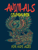 Animals Coloring Book for Kids Ages