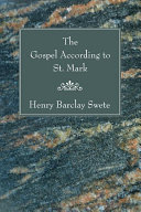 Pdf The Gospel According to St. Mark