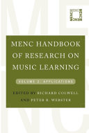 MENC Handbook of Research on Music Learning