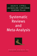 Systematic Reviews and Meta Analysis
