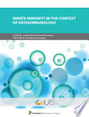 Innate Immunity in the Context of Osteoimmunology