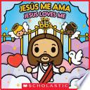 Bible bb s  Jes  s me ama   Jesus Loves Me  Bilingual