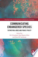 Communicating Endangered Species