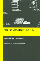 Cover of Postdramatic Theatre