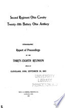 Report Of Proceedings Of The Reunion S