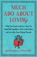 Much Ado About Loving Pdf/ePub eBook