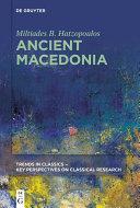 Pdf Ancient Macedonia Telecharger