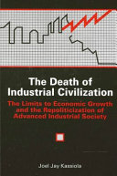 The Death of Industrial Civilization
