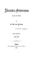Alexandra Feodorowna, Kaiserin Von Russland