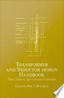 Transformer and Inductor Design Handbook  Third Edition Book
