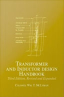 Transformer and Inductor Design Handbook  Third Edition