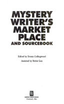Mystery Writer s Marketplace and Sourcebook