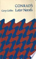 Conrad's Later Novels