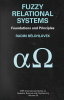 Fuzzy Relational Systems Book