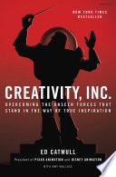 Creativity  Inc  Book PDF