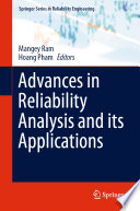 Advances In Reliability Analysis And Its Applications Book PDF