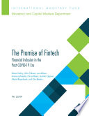 The Promise of Fintech
