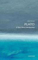 Plato: A Very Short Introduction Pdf/ePub eBook