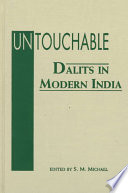 Untouchable  : Dalits in Modern India