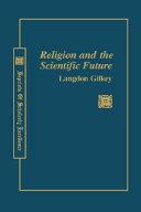 Pdf Religion and the Scientific Future Telecharger