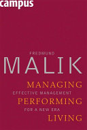 Managing Performing Living