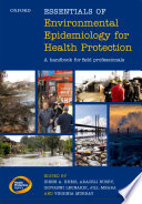 Essentials of Environmental Epidemiology for Health Protection