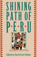 The Shining Path of Peru Pdf/ePub eBook