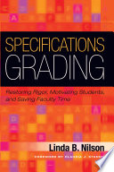 Specifications Grading Book PDF