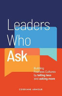 Leaders Who Ask Book