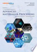 Proceedings of 11th International Conference on Advanced Materials & Processing 2017