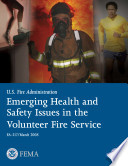 Emerging Health And Safety Issues In The Volunteer Fire Service Book PDF