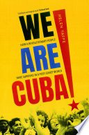 We Are Cuba  Book