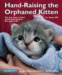 Hand-raising the Orphaned Kitten ebook