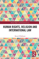 Human Rights  Religion and International Law