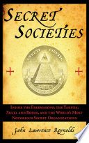 Secret Societies Book PDF