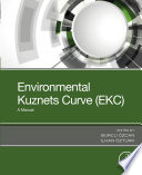 Environmental Kuznets Curve  EKC  Book