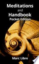 Meditations and Handbook: Pocket Edition