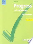 """New Progress to Proficiency Teacher's Book"" by Leo Jones"