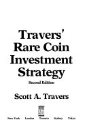Travers  Rare Coin Investment Strategy