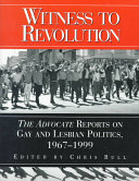 Witness to Revolution Book
