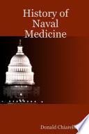 History of Naval Medicine
