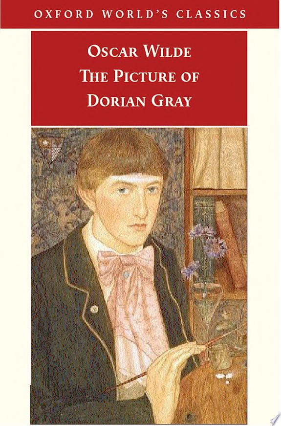 The Picture of Dorian Gray banner backdrop