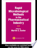 Rapid Microbiological Methods in the Pharmaceutical Industry Book