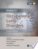 Parkes  Occupational Lung Disorders