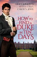 How To Find A Duke In Ten Days PDF
