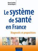Pdf Le système de santé en France Telecharger