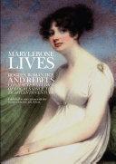 Pdf Marylebone Lives