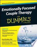 Emotionally Focused Couple Therapy For Dummies Pdf/ePub eBook